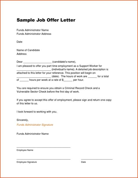 Job Offer Letter Sample Template  Resume Builder. Director Resume Examples. Sample Resume For Freelance Writer. Sample Of Accountant Resume. Where Should I Post My Resume. Resume Double Sided. Construction Worker Resume Samples. Wall Street Oasis Resume Review. Post High School Resume