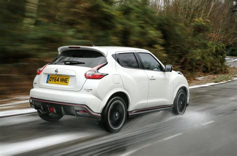 nissan juke nismo rs review  autocar
