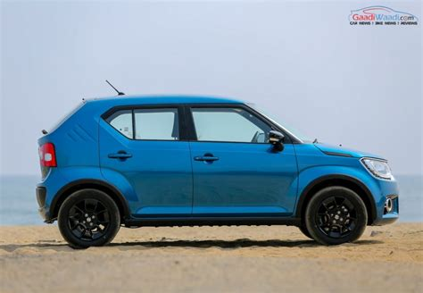 Suzuki Ignis Hd Picture by All New Maruti Suzuki Ignis Price Specs Pics Features