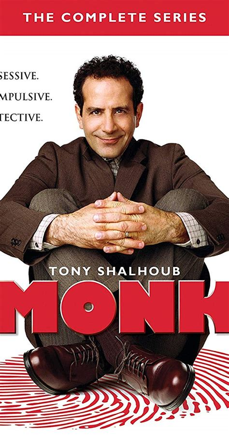 Monk (tv Series 20022009) Imdb