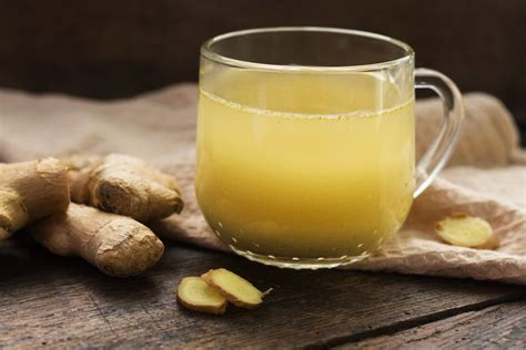 ginger root juice