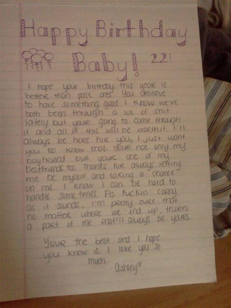 birthday note randoms birthday paragraph