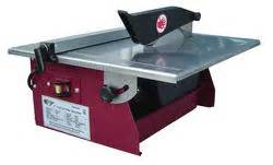 florcraft 7 quot wet tile saw at menards 174