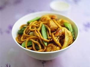 Garnelen Mit Nudeln : chinesische nudeln mit garnelen rezept eat smarter ~ Orissabook.com Haus und Dekorationen