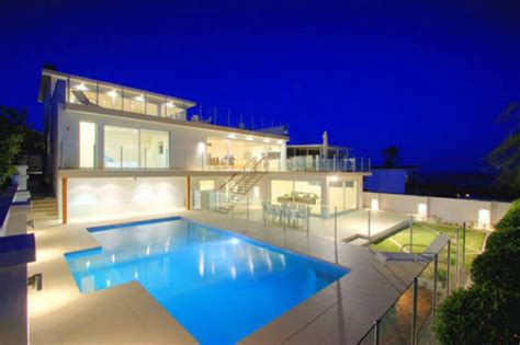view interior of homes modern exterior big house design with swimming pool