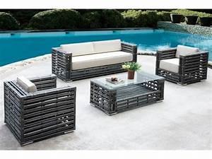 Salon De Jardin Design : serena design mobiliers bars h tel et restaurants ~ Dailycaller-alerts.com Idées de Décoration