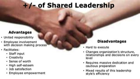 leadership theory shared leadership theory
