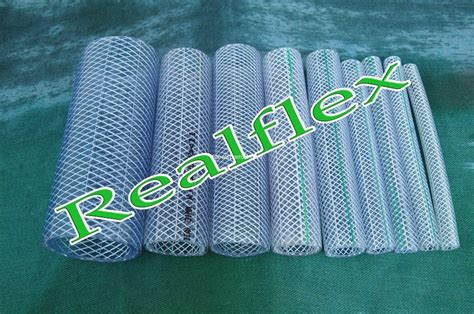 Buy India Hose Pvc Braided Pipe Size -6 Mm / 1/4
