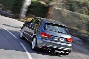 Essai Audi A1 : albums photos essai audi a1 sportback ~ Medecine-chirurgie-esthetiques.com Avis de Voitures