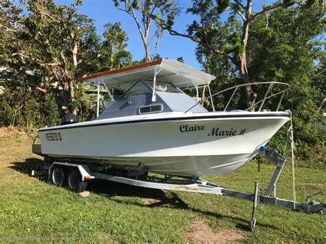 Boat Pods For Sale by Savage Marlin 6 5 M With Pod Trailer Boats Boats