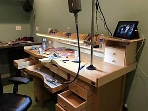 Nice bench setup Woodworking Tools Pinterest Nice