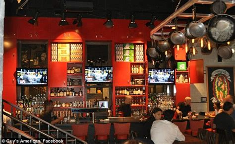 guys american kitchen  bar reviews times square restaurant  hilariously scathing