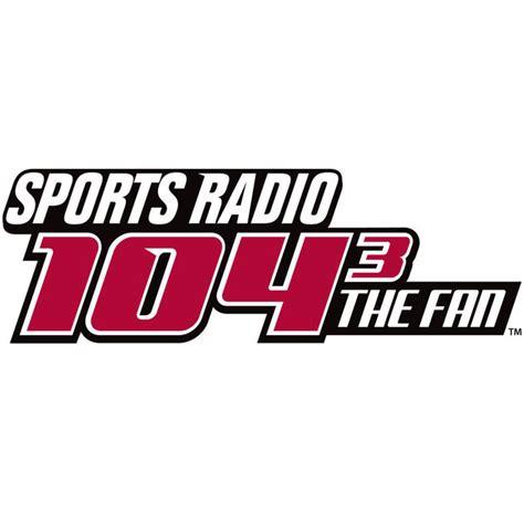 the fan sports radio 104 3 the fan denver s sports radio on the app store