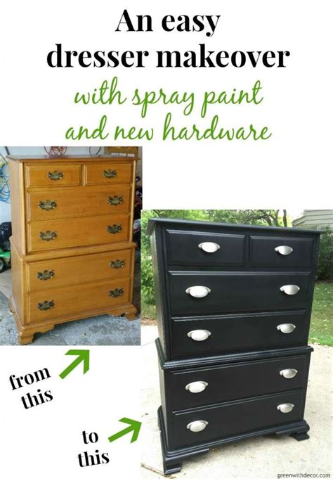 Green With Decor  A Queen Anne Foyer Table Makeover With