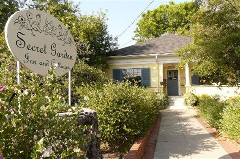 The Secret Garden Inn, Santa Barbara, Ca  California Beaches