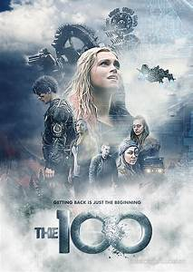 """The 100 Season 5 "" Posters by thescarletwoman Redbubble"
