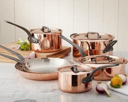 gorgeous bold mauviel cookware sets