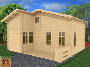 Chalet Bois Kit : notre gamme de chalets bois en kit avec mezzanine ~ Carolinahurricanesstore.com Idées de Décoration