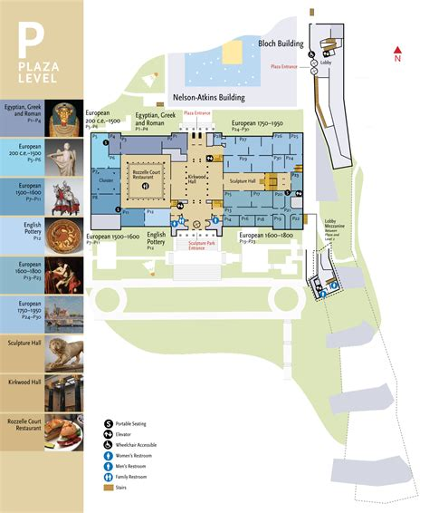 museum map nelson atkins