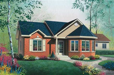 house plan    bedroom  sq ft bungalow