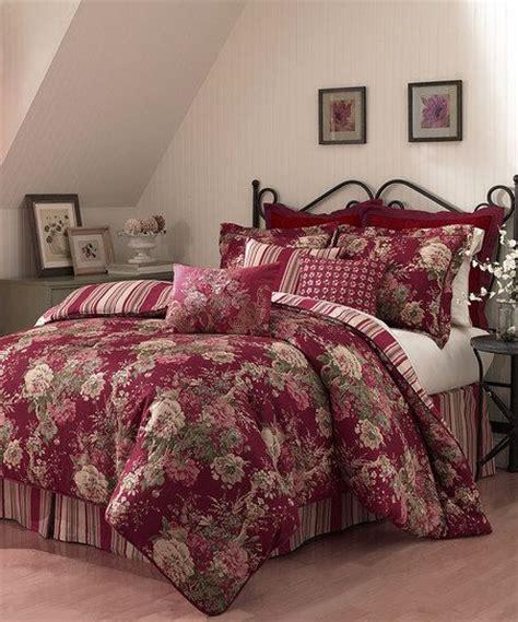28 best cranberry comforter set williamsburg devon