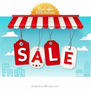 Sale hanging labels Vector | Free Download