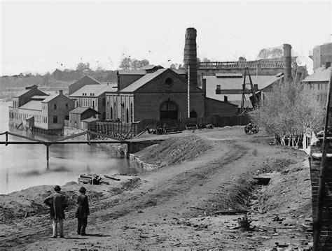 Marine Salvage Yard Baltimore by Tredegar Iron Works