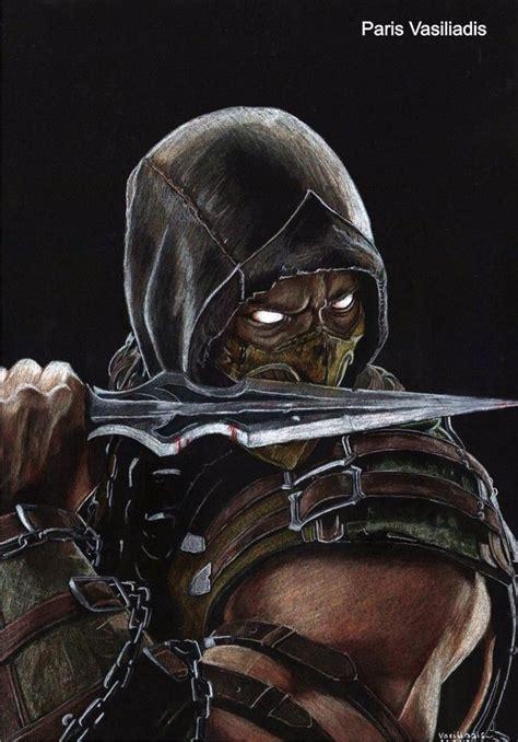 31 Best Mortal Kombat Scorpion Images On Pinterest