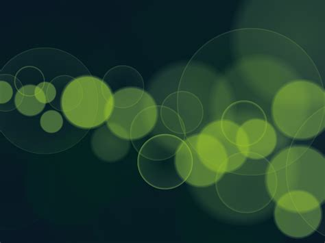 abstract powerpoint abstract bokeh backgrounds abstract green templates free ppt grounds and powerpoint