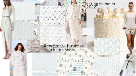 Jun 09, 2021 · the pandemic might still be causing problems around the world, but fashion week, as always, is back and we kick off spring 2022 with a fresh menswear season. Womenswear Colour and Fabric Trends Spring/Summer 2022