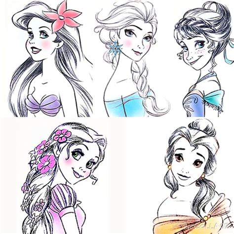 princess sketches princess sketches sketches