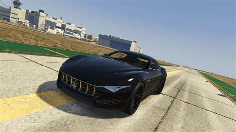 Gta 5 Car Modification Unlock by 2014 Maserati Alfieri Concept Car Add On Unlocked