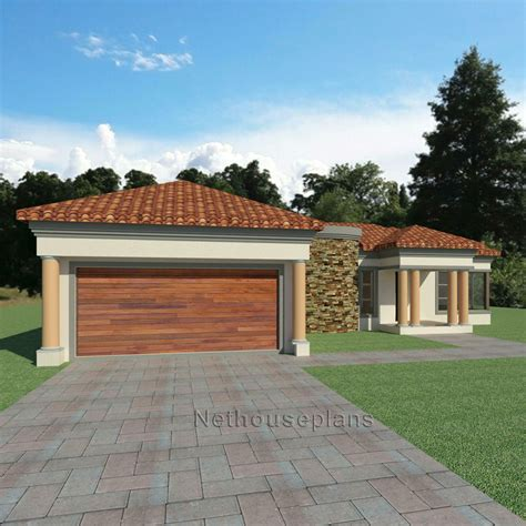 3 Bedroom House Design In South Africa  Urban Home Interior