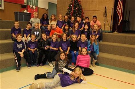 acton elementary school student council check