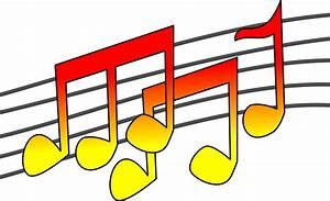Music notes clip art color | Clipart Panda - Free Clipart ...