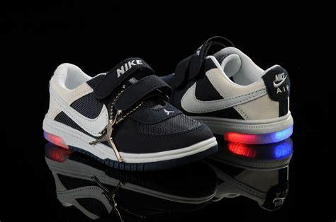 nike jordan light up 2013 air jordan light shoes black grey for kids 2013 air