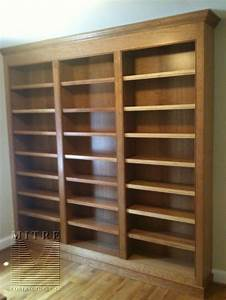 Large Bookcase Plans - WoodWorking Projects & Plans