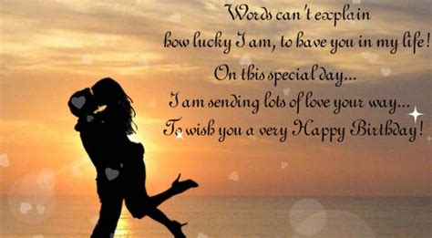 Wish his on his special day and remind sweet memories. Top 20 Birthday Quotes for Girlfriend - Quotes Yard