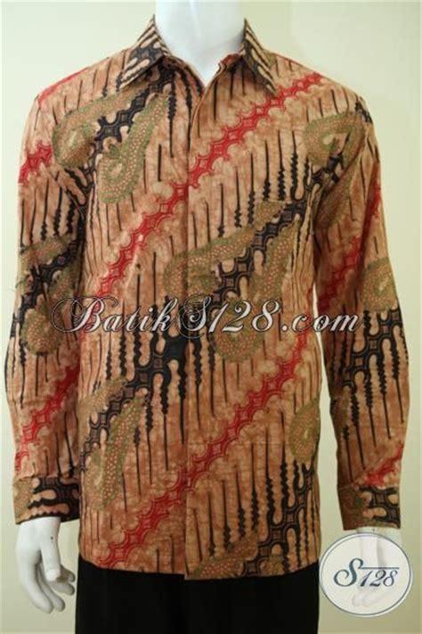hem batik parang naga terbaru pakaian kerja executive