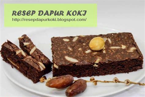 Brownies coklat panggang matang dan sudah siap disajikan/. Resep Cara Membuat Brownies Panggang Keju Enak Lembut Sederhana - RESEP DAPUR KOKI
