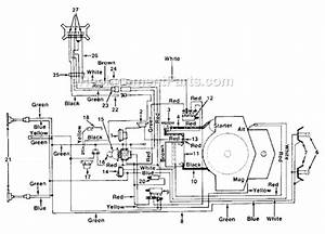 Mtd 138-784-401 Parts List And Diagram