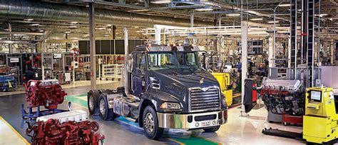 mack trucks facilities