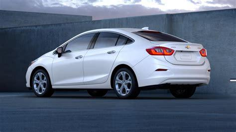 Buena Park Chevrolet by Used Summit White 2016 Chevrolet Cruze Sedan Premier For