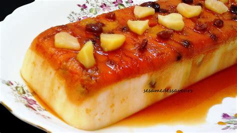 caille cuisine recettes de flans et desserts lactés le sésame des saveurs