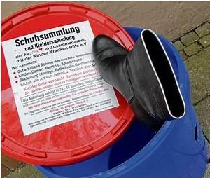 Batterien Entsorgen Geld Bekommen : schuhe aus dem altkleidercontainer schuhfetisch ~ Orissabook.com Haus und Dekorationen