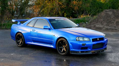 nissan skyline 1999 nissan skyline r34 gtr 6 speed manual for sale
