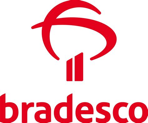 Net Banco Banco Bradesco Logo Vector Icon Template Clipart Free