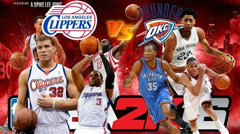 nba  xbox  gameplay los angeles clippers