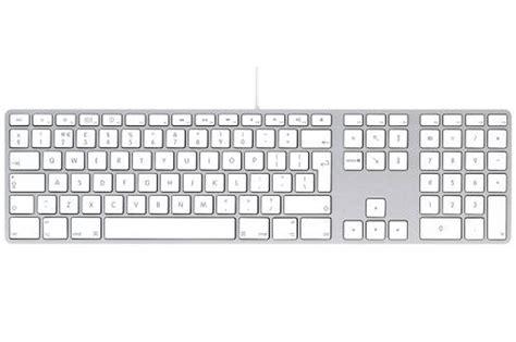 magasins de cuisine clavier apple clavier filaire pave numerique mb110f b