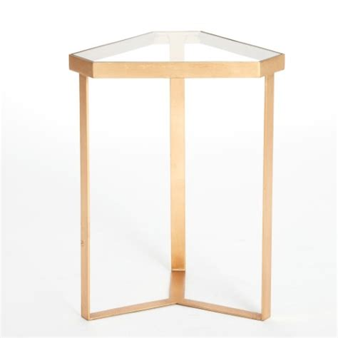 garage bar stools with back global views products tri hex table gold leaf